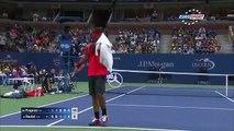 US Open 2015: Rafael Nadal fue eliminado en tercera ronda por Fabio Fognini