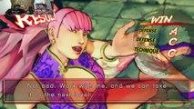 UCGSS : Ultra Street Fighter IV - Thats Right Kids Mondo Cool Final Fight  -PART 2