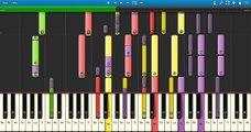 Shayne Ward - No Promises - Piano Tutorial  / How To Play