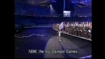 All the Olympiads of the Olympic Games - Opening Ceremony - Athens 2004 Olympics