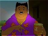 Meena Cartoon English (spot): When Meena was a little girls »
