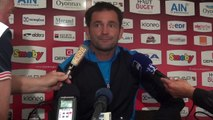 Rugby Top 14 - Franck Azéma réagit après Oyonnax - Clermont (2e partie)