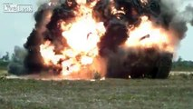 DAGR & HELLFIRE Missiles Test (HD)