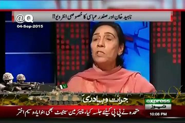@ Q with Ahmed Qureshi - 5th September 2015