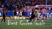 Lionel Messi  10 INSANE Curve Goals & Free Kicks  NEW VERSION HD