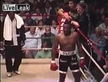 Undefeated bare-knuckle champ Joe Savage challenges Smokin Bert Cooper (pro boxer)