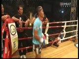 SAENCHAI vs Hamza ESSALIH FIGHT LEAGUE 8.8.2015 Tanger MAROC