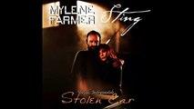 Mylène Farmer & Sting - Stolen Car (Version Instrumentale) (Official Audio Video)