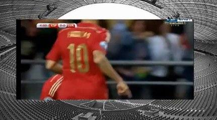 """España derrota a Eslovaquia (2-0) y recupera el liderato del Grupo """"C"""""""