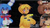 Five Nights in Anime - ALL Animatronics Movement | 18  BLCD - manga - DramaCD - Anime - Anime song - amv
