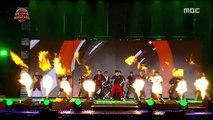 TEENTOP - Hot Like Fire, 틴탑 - 핫 라이크 파이어, K-POP Super Concert 20150905