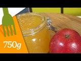 Recette de Confiture de pommes - 750 Grammes