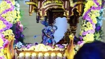 Shilpa Shetty & Son Viaan visits ISKCON Temple for Krishna Janmashtami Celebration