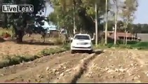 How To Use Four Wheel Drive In Pakistan!!!!