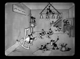 Mickey Mouse 1929 When The Cat's Away