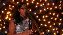 Arielle Baril Young Singer Captivates with Opera Classic Americas Got Talent 2015