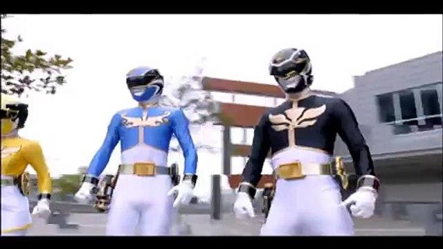 Power Rangers Mega Force August 21, 2015 Teaser