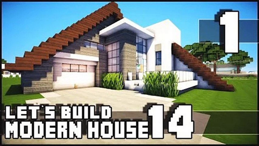 Minecraft Keralis Modern House Video Dailymotion