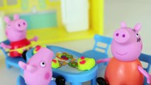 Peppa Pig Giant Play Doh Easter Egg Peppa Pig Family Eats Play Dough Easter Cook
