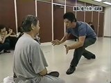 Tai Chi Master vs Kung Fu Student (Unbelievable Psychic power)