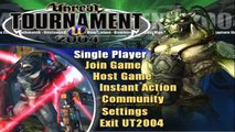 Foa in Unreal Tournament 2004- Gameplay