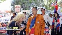 CBN Khmer Hero Monks wants no more killing in Cambodia