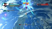 Dragon Ball Xenoverse PC - P1 & SSJ God Goku vs Beerus & Whis