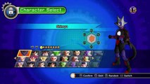 DRAGON BALL XENOVERSE - Cell, Cell. Jr and Gohan(Teen) vs Beerus and Whis