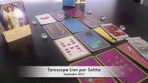 Taroscope Lion - Prévisions Septembre 2015