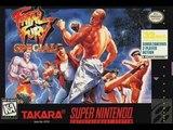 Fatal Fury Special (SNES) - Tung Fu Rue