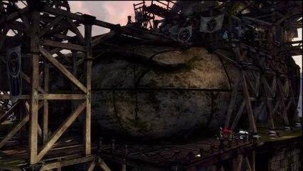God of War: Ascension, Vídeo Guía: Desembarco en Delos