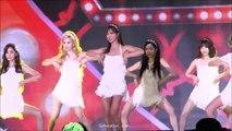 1080p Fancam 150905 SNSD - Lion Heart & Gee   DMC KPOP Super Concert 2015