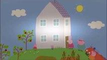 Peppa Pig | Chez Papi et Mamie | NICKELODEON JUNIOR
