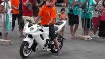 Bike Stunts Yamaha R6 and Honda CBR Burnouts,Drifts & wheelies - Playit.pk
