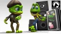 Rheinbeat - Crazy Frogs - Ding Dong Song 2013 - HD 720p - Cartoon Dance