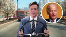 'Late Show with Stephen Colbert' Adds Joe Biden to First Week's