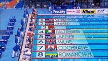 1500m nage libre H (finale) - ChM 2015 natation, Paltrinieri loin devant les autres