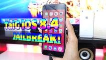NEW How To Jailbreak iOS 8 4 Untethered -TaiG iOS 8 4 iPhone 6 Plus