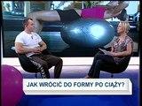 """Piotr Wasil Medical Fitness Warszawa ul Narbutta 4  na żywo w TV program """"Dzień Dobry Polsko"""