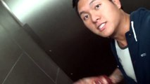 Decapitated Head Bathroom Prank ! (By KenDuchamp)