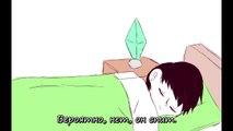 DIL'S WORST ENEMY | DanAndPhilGAMES animated [rus sub] (русские субтитры)