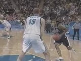 Basket-vince carter dunk