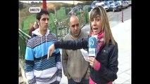 Reyes Prados, Euskadi Directo. Directo en Ermua.