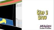 """3D Printer-Steps 1-2-3- """"Minecraft Pickaxe"""""""