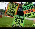 Westboro Baptist Church Iraq