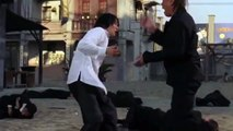 Final fight scenes ever of stephan chow in  Kung Fu Hustle