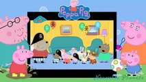 PEPPA PIG COCHON En Français Peppa Episodes La fete d'anniversaire