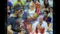 Fabio Fognini vs Rafael Nadal in The US Open (Tennis)