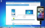 [HTC Sensation Files Recovery]: How to Recover Deleted Videos from HTC Sensation?