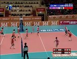Amazing Volleyball Rally In China!